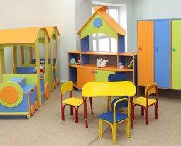 Mēbeles izglītības iestādēm